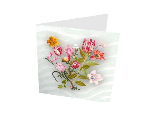 """Cartes - """"Bouquet de fleurs"""""""