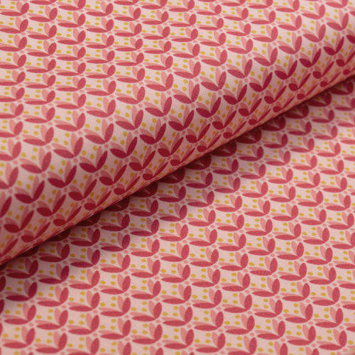 toile-ciree-coton-enduit-fleur-de-lotus-rose-clair-pink-fonce-rose